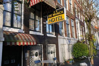 Hotel de Munck - Laterooms