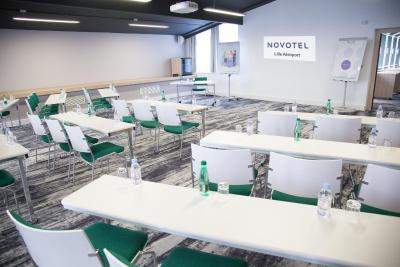 Novotel Lille Aéroport - Laterooms