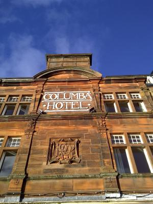 The Columba Hotel - Laterooms