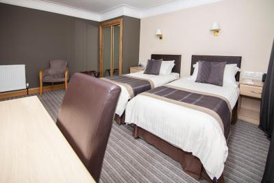 BEST WESTERN Burnett Arms Hotel - Laterooms