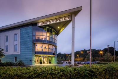 Hilton Garden Inn Luton North - Laterooms