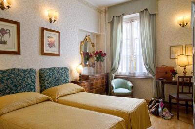Hotel Hermitage - Laterooms