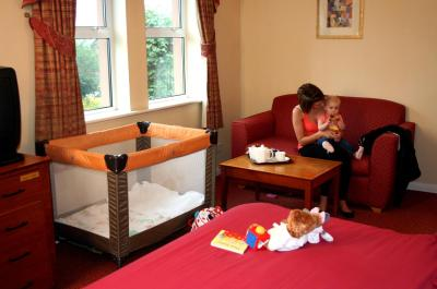 Cairndale Hotel and Leisure Club - Laterooms