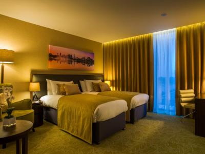 Genting Hotel at Resorts World Birmingham - Laterooms