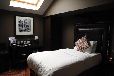 BEST WESTERN Eglinton Arms Hotel - Laterooms