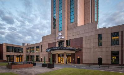 Hilton Glasgow - Laterooms