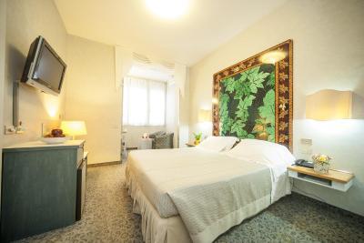 BEST WESTERN Hotel Bisanzio - Laterooms