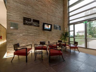 Hotel City Parma - Laterooms