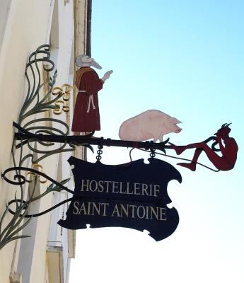Hostellerie Saint Antoine - Laterooms