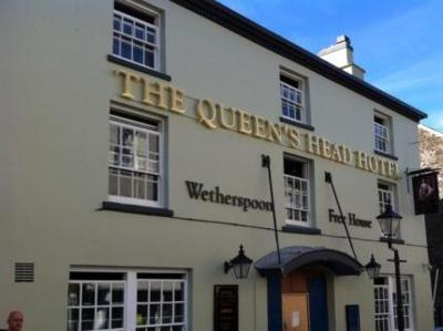The Queen's Head - Laterooms