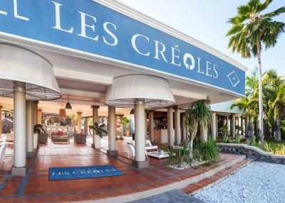 Hôtel Les Créoles - Laterooms