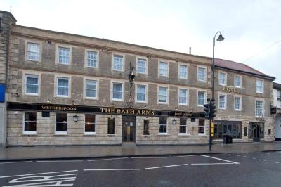 The Bath Arms A JD Wetherspoon Hotel - Laterooms