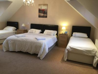 Ballas Farm Country Guest House - Laterooms
