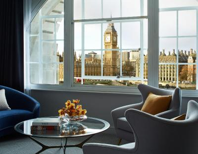 London Marriott Hotel County Hall - Laterooms