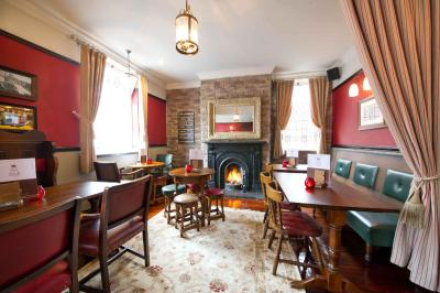 The Rose and Crown - Laterooms