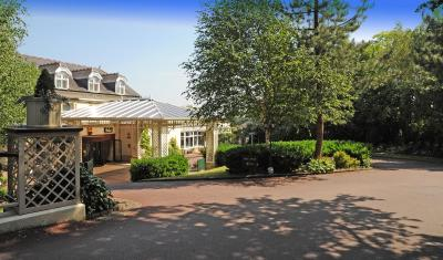 BEST WESTERN Plus  Blunsdon House Hotel - Laterooms