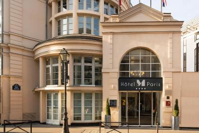 Hôtel Le M Paris - Laterooms