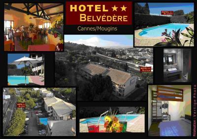 Hotel Belvédère Cannes-Mougins - Laterooms