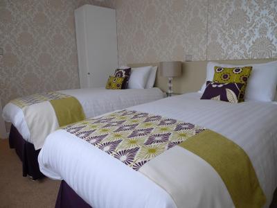 Ashburnham Hotel - Laterooms
