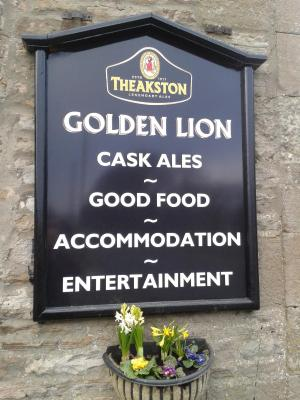 Old Coach House At The Golden Lion - Laterooms
