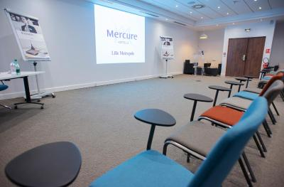 Hôtel Mercure Lille Metropole - Laterooms