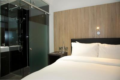 The Z Hotel Victoria - Laterooms