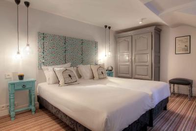 Hotel Sevres Saint Germain - Laterooms