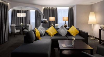 Radisson BLU Hotel, Edinburgh - Laterooms