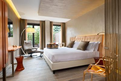 Milan Suite Hotel - Laterooms