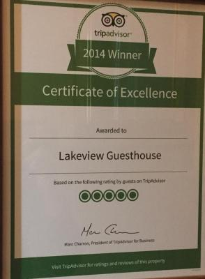 Lakeview Guest House - Laterooms