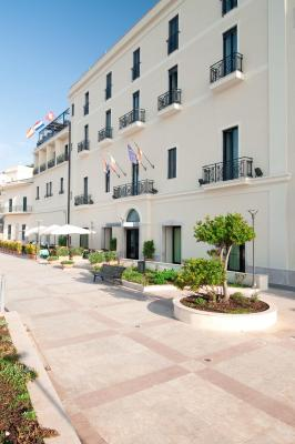 Grand Hotel Mediterraneo - Laterooms