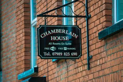 Chamberlain House - Laterooms