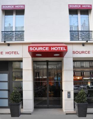 Source Hôtel - Laterooms