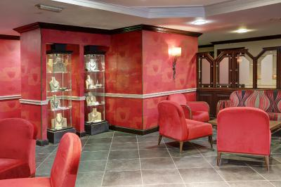 BEST WESTERN Brook Hotel - Laterooms
