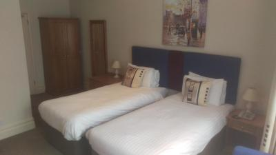 BEST WESTERN The Brook Hotel - Laterooms
