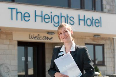 Heights Hotel - Laterooms