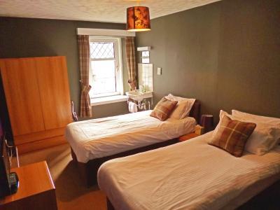 Argyll Hotel - Laterooms