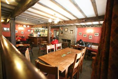 Three Shires Inn - Laterooms