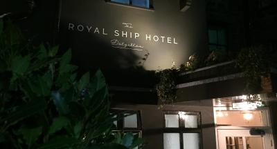 The Royal Ship Hotel - Laterooms
