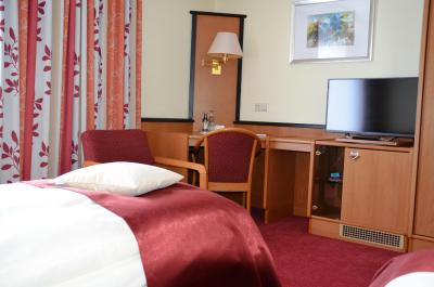 Hotel Exquisit - Laterooms