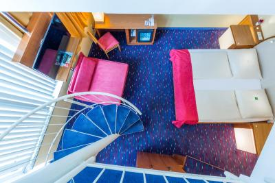 Hotel am Schillerpark - Laterooms