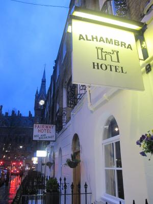 Alhambra Hotel - Laterooms