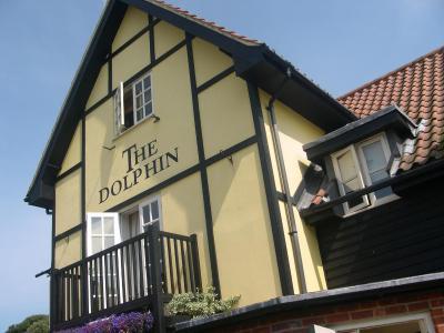 The Dolphin Inn - Laterooms