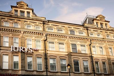 Jurys Inn Cardiff - Laterooms