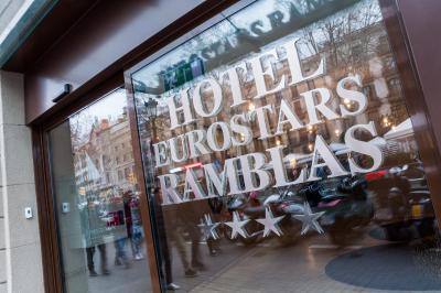 Eurostars Ramblas - Laterooms