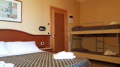 Hotel Grifone - Laterooms