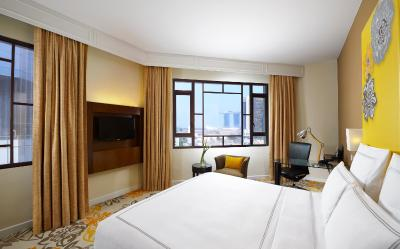 Swissotel Merchant Court - Laterooms