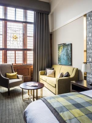 Abode Glasgow - Laterooms