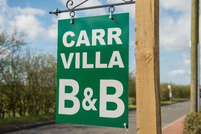 Carr Villa - Laterooms