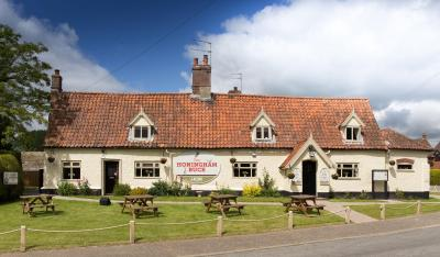 The Honingham Buck - Laterooms